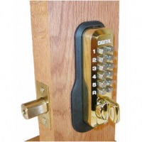 Keypad Deadbolt Lock